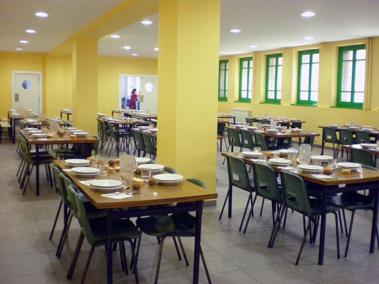 Servicios - Services | Colegio Santo Domingo de Guzmán - Oviedo